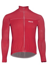 Bluza rowerowa Hot Jacket SPECIAL Red NEW