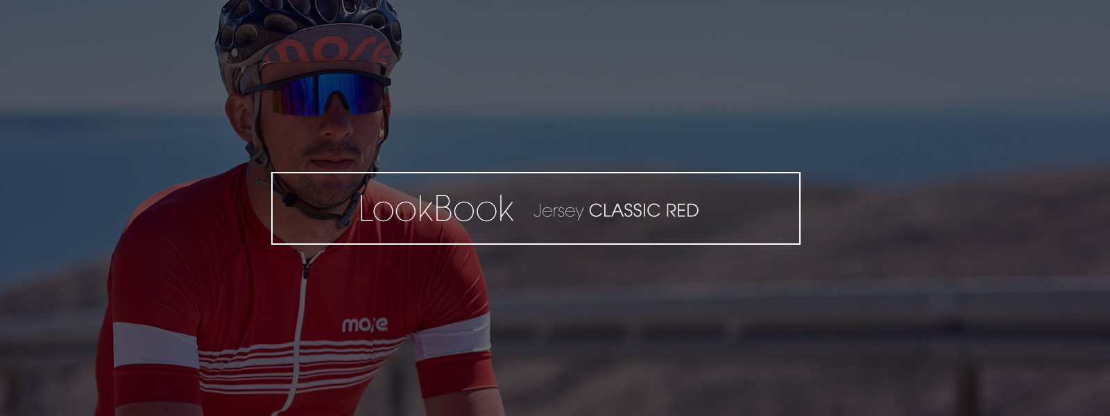 LookBook Jersey Classic Red